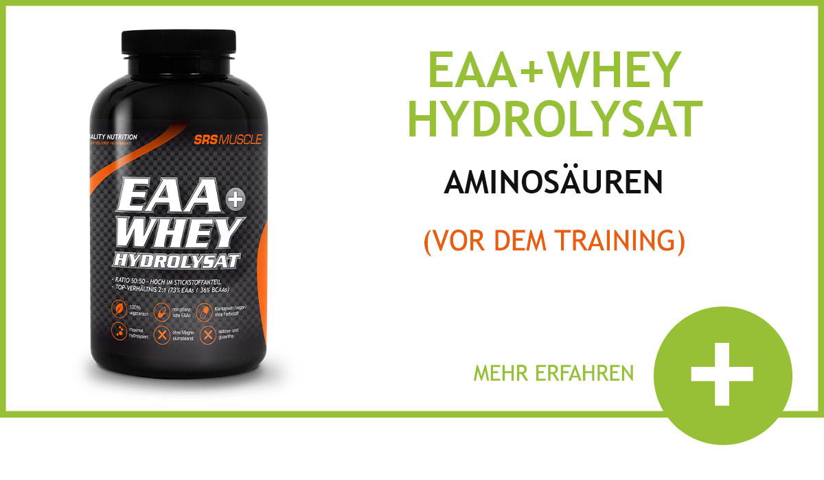Mehr zu EAA Whey Hydrolysat