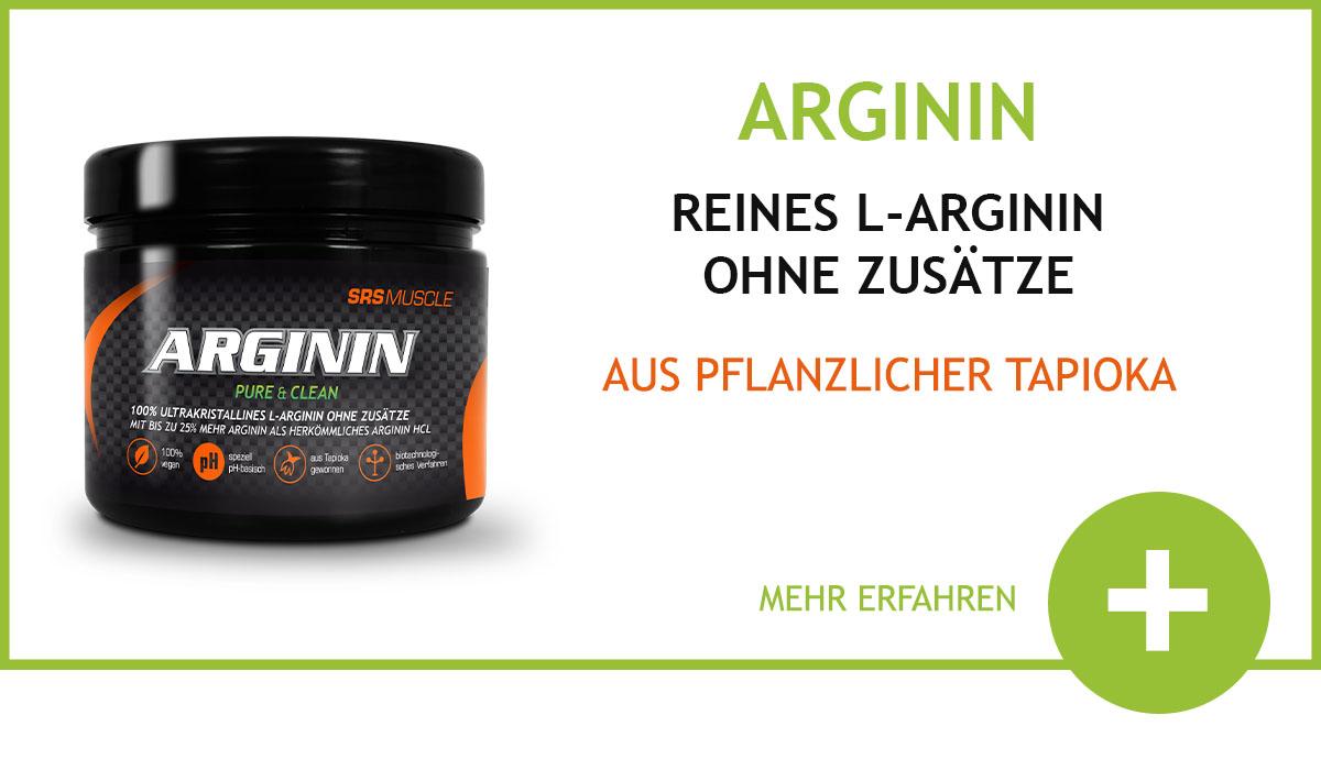 Mehr zu Arginin