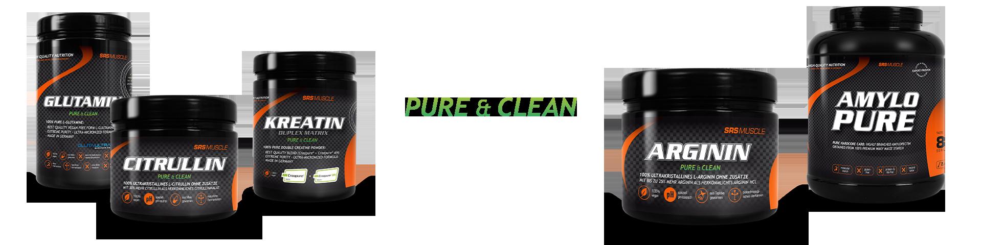 Zur Pure&Clean-Familie...