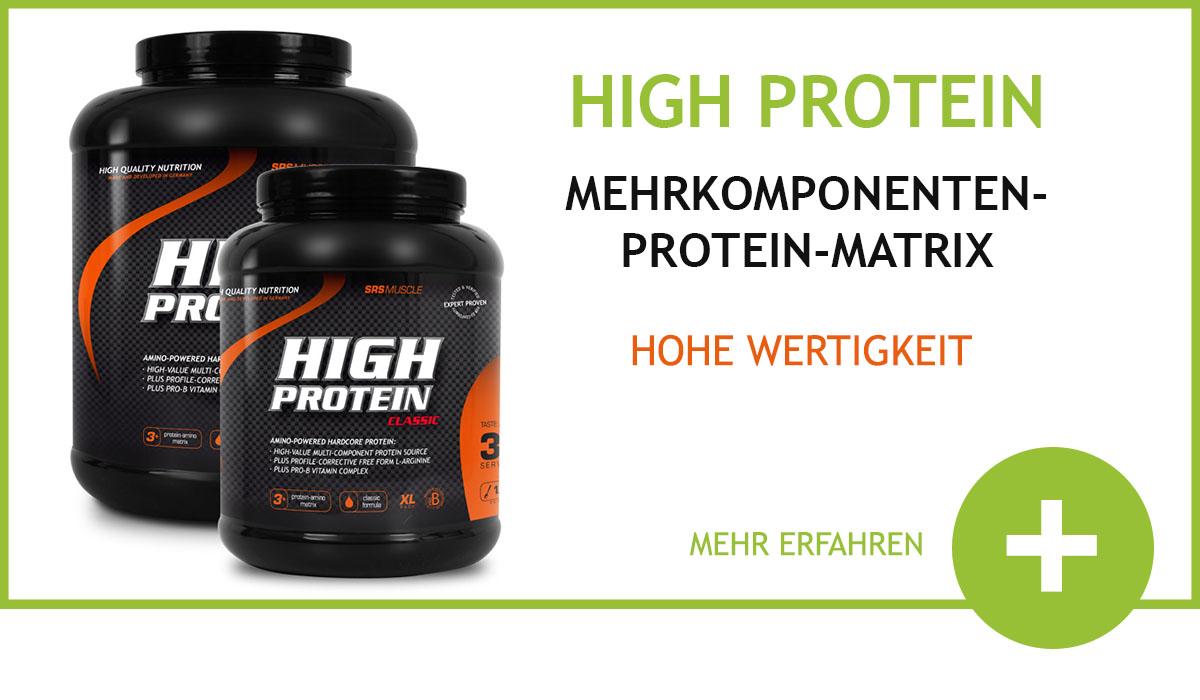 Mehr zu High Protein