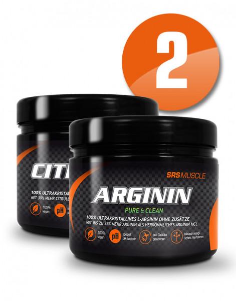 Set aus Arginin + Citrullin