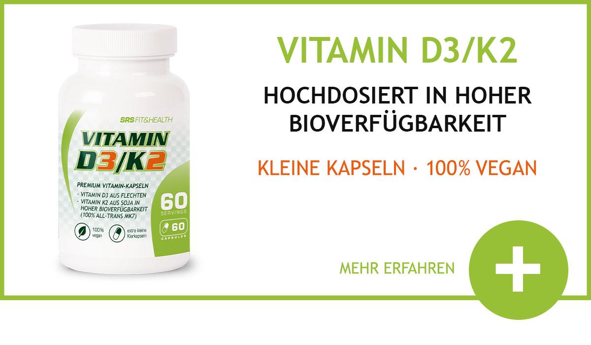 Mehr zu Vitamin D2K3