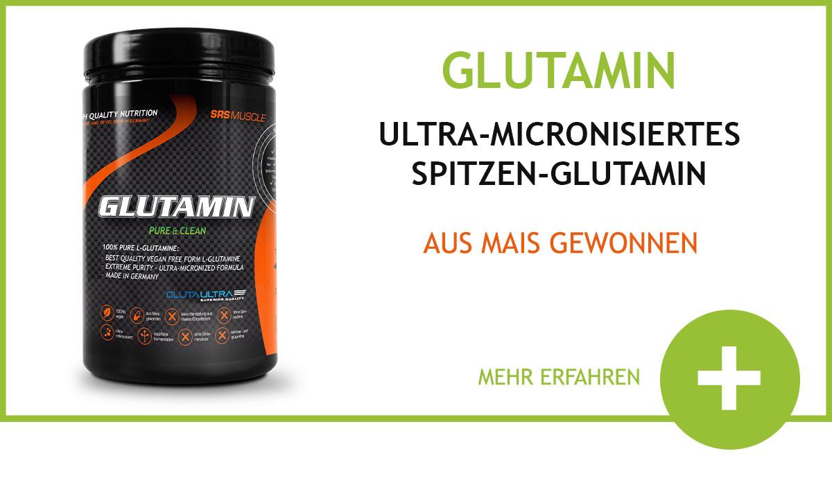 Mehr zu Glutamin